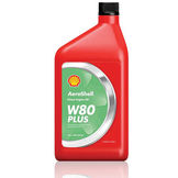 AeroShell Oil W80 Plus